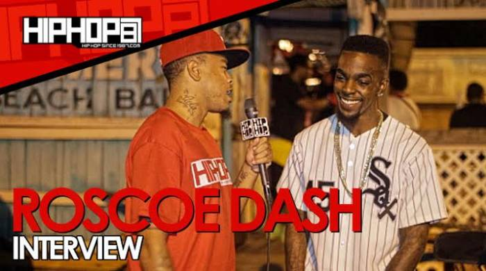 unnamed17 Roscoe Dash Talks His New Project The Appetizer, The Wheres Roscoe Tour, His Acting Career & More (Video)