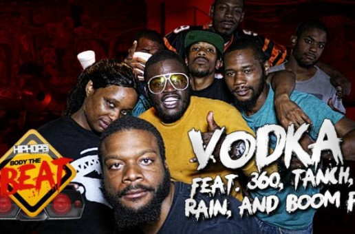 HHS1987 Presents Body The Beat: Vodka & New Liquor Ent.