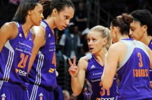 The Phoenix Mercury Sign A New Head Coach For The Playoffs, Sort Of!