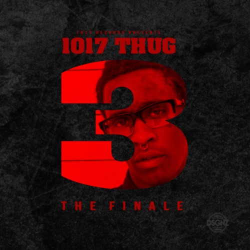 young thug 1017 thug 3 main Young Thug   1017 Thug 3 (LP)