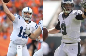 MNF: Philadelphia Eagles vs. Indianapolis Colts (Predictions)