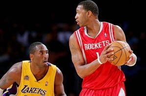 After Off-Season Workouts With Kobe Bryant, Tracy McGrady Is Considering A NBA Comeback