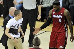 Cleveland Cavs Fan James Blair Who Rushed The Court Asking Lebron To Return Home Has His Lifetime Ban Lifted (Video)