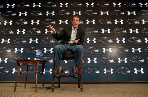 Ravens Owner Steve Bisciotti Finally Speaks On The Ray Rice Investigation (Video)