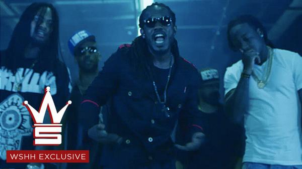 BwnzTt CUAAeH o Wayne Marshall   Go Harder (Video) Ft. Ace Hood, Waka Flocka & Cham