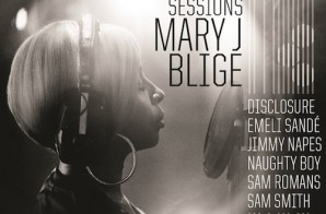 Mary J Blige – The London Sessions (Album Cover & Tracklist)