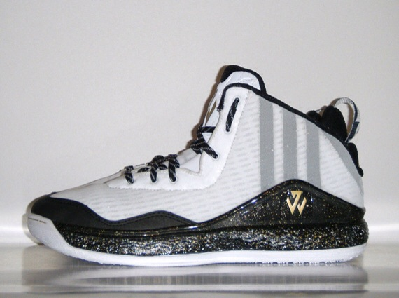 IMG 4138 John Walls Upcoming Adidas Signature Shoes (Photos)