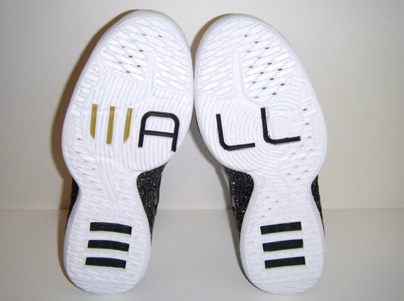 IMG 4144 John Walls Upcoming Adidas Signature Shoes (Photos)