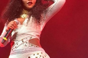 Lil Kim Performs At Source 360 In Brooklyn (Video)