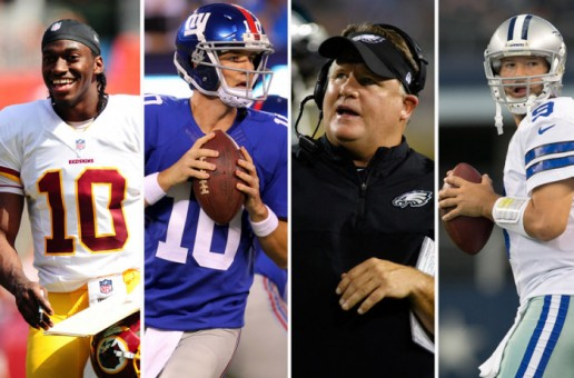 HHS1987 2014 NFC East Predictions