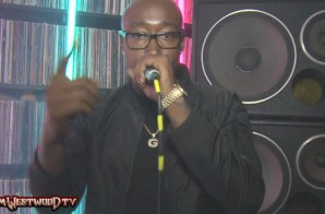 Freddie Gibbs – 'Tim Westwood' (Freestyle) (Video)