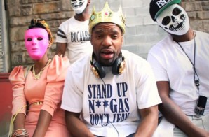 "Loaded Lux Feat. Twelve – ""0-100"" (Freestyle) (Video)"