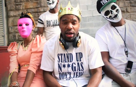 "Loaded Lux Feat. Twelve – ""0-100″ (Freestyle) (Video)"
