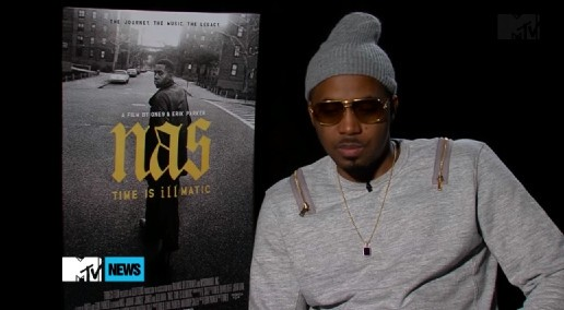 Nas Addresses Your Old Droog Conspiracy Theory w/ MTV's Rob Markman (Video)