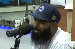 Stalley Talks Sports, MMG, Upcoming Album, & More With The Breakfast Club (Video)