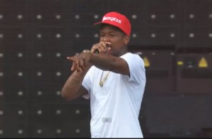 YG Performs At 2014 Made In America Festival (Video)