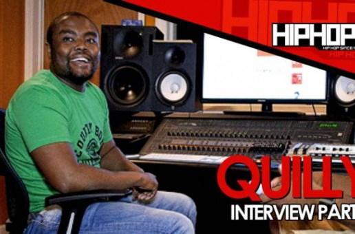 Quilly Talks Dream Collaborations, The County Boy Movement, And More With HHS1987 (Video)