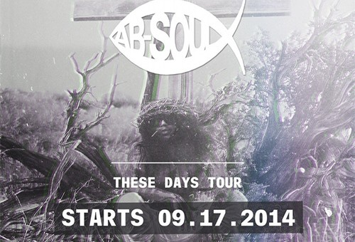 """Bas Joins Ab-Soul On The """"These Days"""" Tour"""