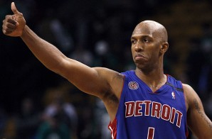 Former NBA Champion Chauncey Billups Announces His Retirement