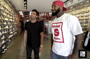 Complex Goes Sneaker Shopping With The Game (Video)