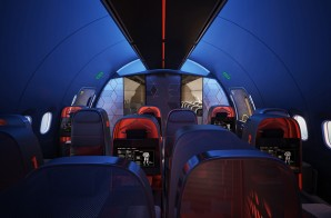 Just Do It: Nike Has Designed An Aircraft for Sports Team Travel