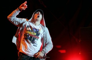 Eminem Brings Out B.o.B & Royce Da 5'9 During Atlanta's Midtown Music (Video)
