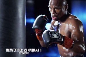 Mayweather vs. Maidana II Fight (Trailer) (Featuring Eminem's 'Guts Over Fear')
