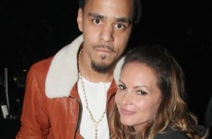 Angie Martinez Interviews J. Cole On Power 105 (Audio)