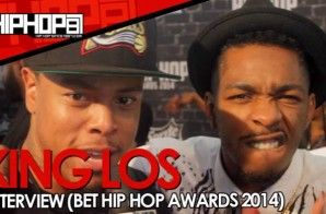 King Los Brings Depth, Excitement To BET Hip Hop Awards & More (Video)