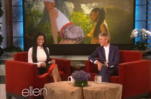 Ellen Talks 'Anaconda', The VMA's & More w/ Nicki Minaj (Video)