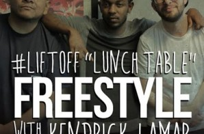 Kendrick Lamar Talks 'Tha Carter V' & Delivers His 'Lunch Table' Freestyle w/ The LA Leakers!
