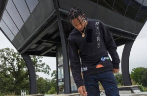 Travi$ Scott Models For Raf Simons & Sterling Ruby's 2014 Fall Collection (Photos)