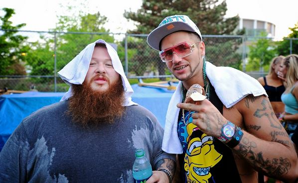 riffraffXactionbronson Riff Raff – Rookies Of The Future Ft. Action Bronson