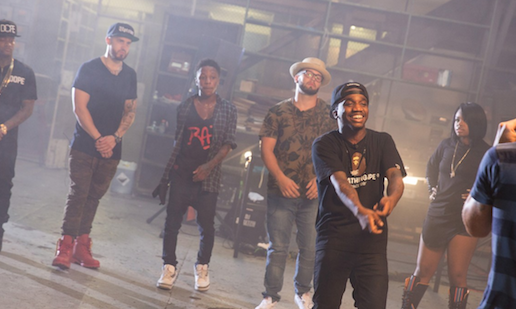 Emilio Rojas x Dreezy x Conceited x Retro Jace x Dillon Cooper x Andy Mineo – BET Digital All Stars Cypher (Video)