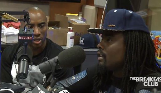 Wale Talks Being A Wizards Brand Ambassador, Leaving Roc Nation, 'The Album About Nothing' & More! (Video)