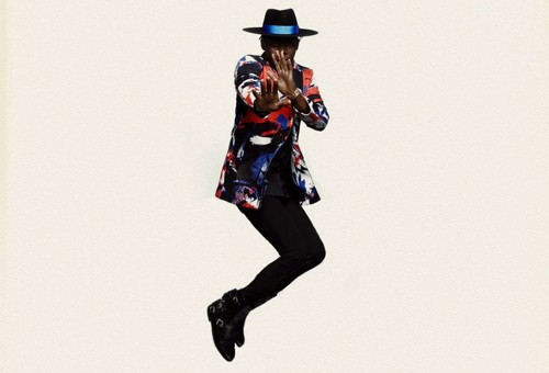 Theophilus London – Tribe Ft. Jesse Boykins III