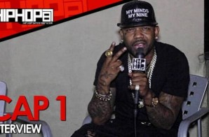 "Cap 1 Talks ""Caviar Dreams 2″, An Upcoming TRU University Project & More With HHS1987 (Video)"