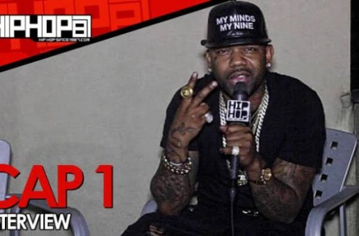 "Cap 1 Talks ""Caviar Dreams 2″, A Upcoming TRU University Project & More With HHS1987 (Video)"