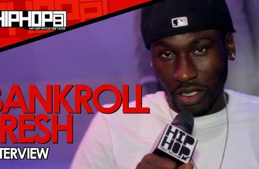 "Bankroll Fresh Talks His New Project ""Life Of A Hot Boy"", Working With D Rich And Zaytoven & More"