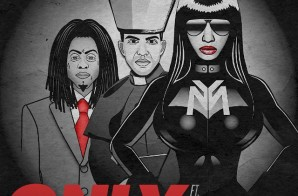 "Nicki Minaj Announces New Single ""Only"" Ft. Lil Wayne, Drake & Chris Brown Will Drop Tuesday!"