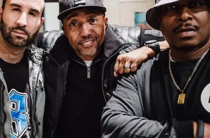 Kevin Liles Visits 'The Combat Jack Show'
