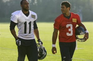 """Russell Wilson Brushes Off Claims That He's """"Not Black Enough"""""""