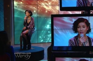 Jhene Aiko Performs 'The Pressure' On The Wendy Williams Show (Video)