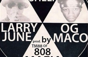 Larry June x OG Maco – Top Shelf (Prod. by TM88)