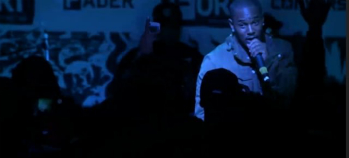 Cam'Ron Performs At Fader Fort (Video)