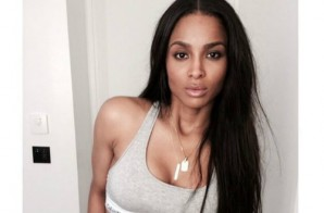Ciara Shows Off Post-Baby Body On Instagram