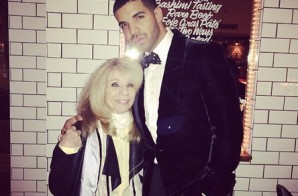 Drake Hosts Private Birthday Dinner (Photos)