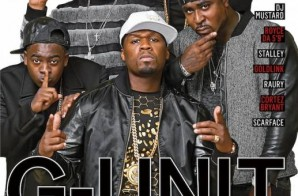 It's Over Now: G-Unit Covers Final Print Issue Of XXL Magazine