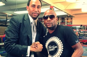 "Floyd Mayweather Responds To Stephen A. Smith's ""We Want Pac-Man"" Comments"