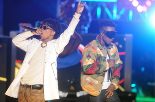 Rae Sremmurd – No Flex Zone (Live At 2014 BET Hip Hop Awards) (Video)